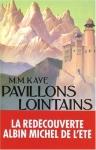 """Couverture du livre : """"Pavillons lointains"""""""