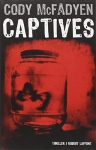 """Couverture du livre : """"Captives"""""""