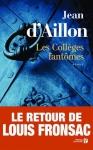 """Couverture du livre : """"Les collèges fantômes"""""""