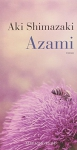 """Couverture du livre : """"Azami"""""""