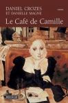 """Couverture du livre : """"Le café de Camille"""""""