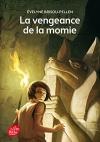 """Couverture du livre : """"La vengeance de la momie"""""""