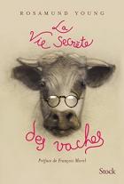"""Couverture du livre : """"La vie secrète des vaches"""""""