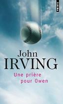 """Couverture du livre : """"Une prière pour Owen"""""""