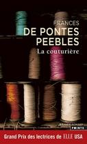"""Couverture du livre : """"La couturière"""""""