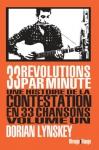 """Couverture du livre : """"33 révolutions par minute"""""""