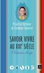 """Couverture du livre : """"Savoir vivre au XXIe siècle"""""""