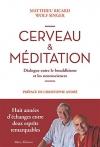 """Couverture du livre : """"Cerveau et méditation"""""""
