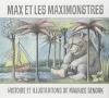 """Couverture du livre : """"Max et les maximonstres"""""""