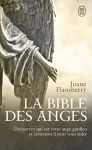 """Couverture du livre : """"La bible des anges"""""""