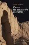 """Couverture du livre : """"Quand les dieux sont en guerre"""""""