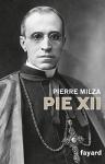 """Couverture du livre : """"Pie XII"""""""