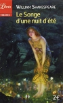 """Couverture du livre : """"Le songe d'une nuit d'été"""""""