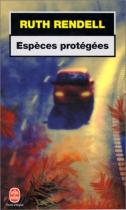 """Couverture du livre : """"Espèces protégées"""""""