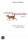 """Couverture du livre : """"L'amour en minuscules"""""""