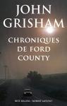 """Couverture du livre : """"Chronique de Ford County"""""""