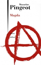 """Couverture du livre : """"Magda"""""""