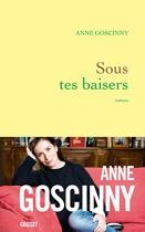 """Couverture du livre : """"Sous tes baisers"""""""