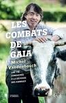 """Couverture du livre : """"Les combats de Gaia"""""""