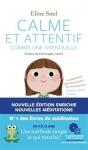 """Couverture du livre : """"Calme et attentif comme une grenouille"""""""