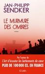 """Couverture du livre : """"Le murmure des ombres"""""""