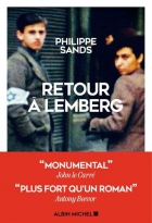 """Couverture du livre : """"Retour à Lemberg"""""""