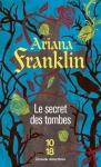 """Couverture du livre : """"Le secret des tombes"""""""