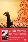 """Couverture du livre : """"Les yeux de Sophie"""""""
