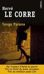 """Couverture du livre : """"Tango Parano"""""""