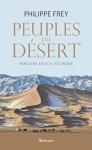 """Couverture du livre : """"Peuples du désert"""""""