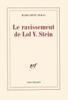 """Couverture du livre : """"Le ravissement de Lol V. Stein"""""""