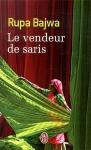 """Couverture du livre : """"Le vendeur de saris"""""""