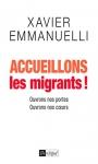 """Couverture du livre : """"Accueillons les migrants !"""""""