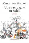 """Couverture du livre : """"Une campagne au soleil"""""""