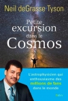 """Couverture du livre : """"Petite excursion dans le cosmos"""""""