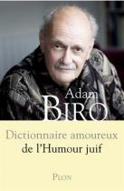 """Couverture du livre : """"Dictionnaire amoureux de l'humour juif"""""""