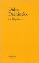"""Couverture du livre : """"La repentie"""""""