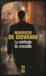 """Couverture du livre : """"La méthode du crocodile"""""""