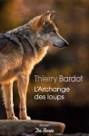 """Couverture du livre : """"L'archange des loups"""""""