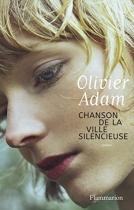 """Couverture du livre : """"Chanson de la ville silencieuse"""""""