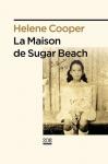 """Couverture du livre : """"La maison de Sugar Beach"""""""