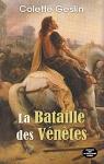 """Couverture du livre : """"La bataille des Vénètes"""""""