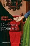 """Couverture du livre : """"D'infinies promesses"""""""