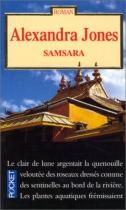 """Couverture du livre : """"Samsara"""""""