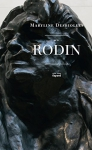 """Couverture du livre : """"Avec Rodin"""""""