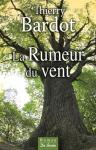 """Couverture du livre : """"La rumeur du vent"""""""