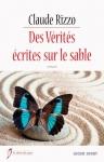 """Couverture du livre : """"Des vérités écrites sur le sable"""""""