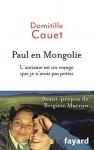 """Couverture du livre : """"Paul en Mongolie"""""""