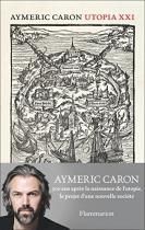 """Couverture du livre : """"Utopia XXI"""""""