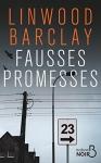 """Couverture du livre : """"Fausses promesses"""""""